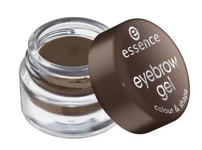 ess. eyebrow gel colour & shape