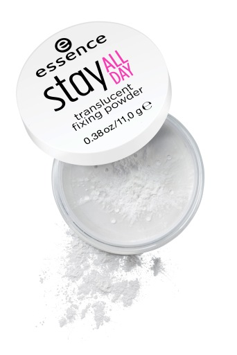 ess.stay all day translucent fixing powder